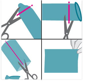 Салфетки для трахеостомы