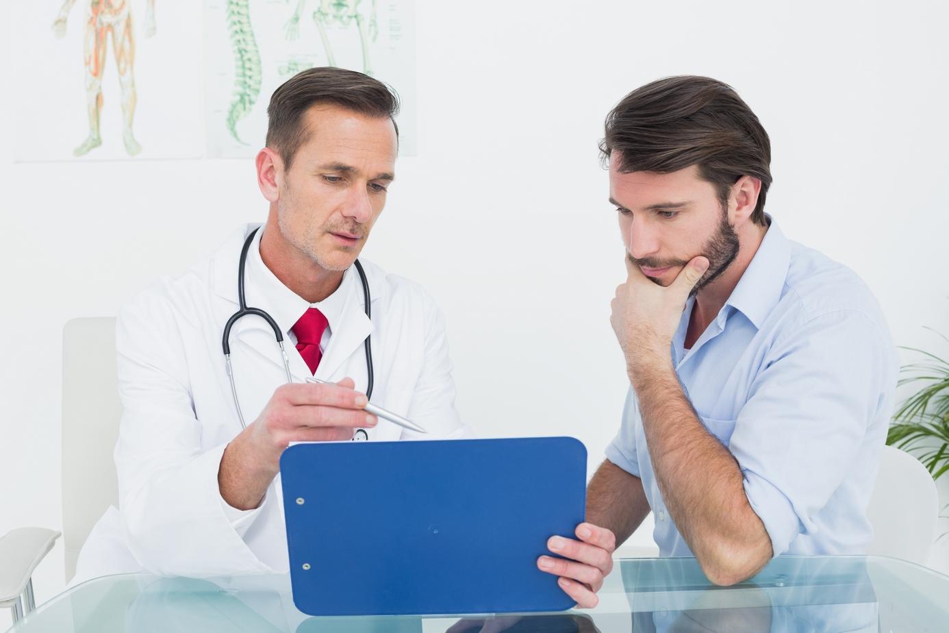 Картинки чолов к врачу