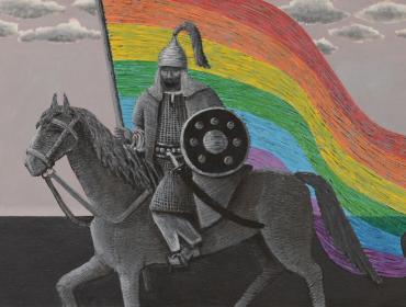 «Радужный» батыр и его права