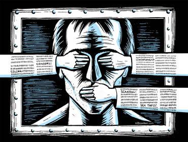 В Казахстане цензура даже на науку