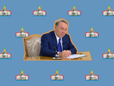 """Назарбаев подписал закон """"О защите детей от информации"""""""