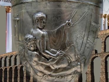 Басня о том, как геи Рим развалили