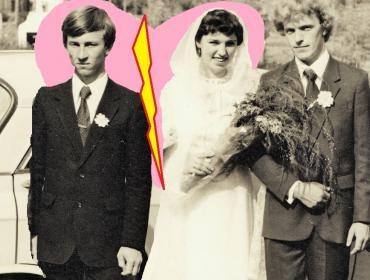 Вышла замуж и не вернулась