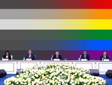 Назарбаев - Лидер бесцветной нации?