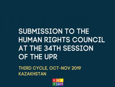 Kok.team Submission to the UNHRC at the UPR