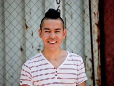 В Казахстане 1,5 миллиона ЛГБТ - говорит активист Данияр Сабитов