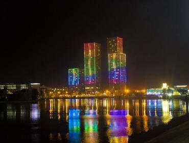 «Жылы шырайлы» Астана