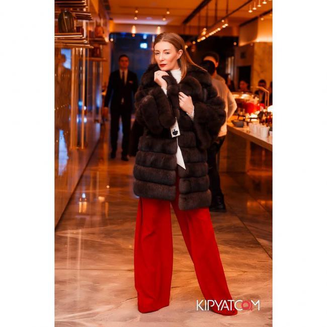 Наталья Сергеевна Рябко, директор модельного агентства Fashion Provocation