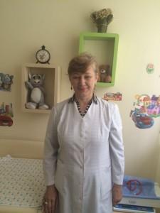 Елена Перевалова, педиатр-инфекционист