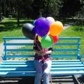 RainbowFlash, Алматы, 2013 Фото из личного архива волонтеров kok.team